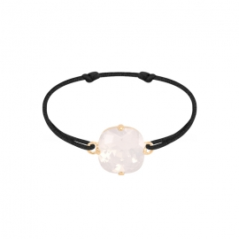 bracelet white opal noakis swarovski creation made in france marseille paris mode fantaisie bijoux jewel
