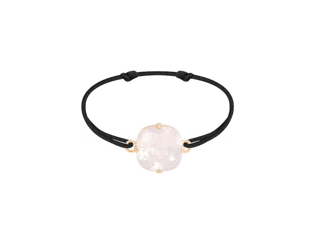 bracelet white opal noakis swarovski creation made in france marseille paris mode fantaisie bijoux jewel