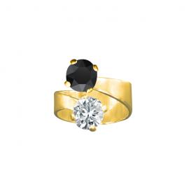 bague noakis swarovski creation creatif made in france bijoux bijou ring